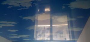 Проект-56 Натяжные потолки небо