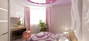 Проект 66 Спальня